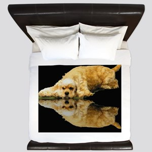 Cocker Reflection King Duvet